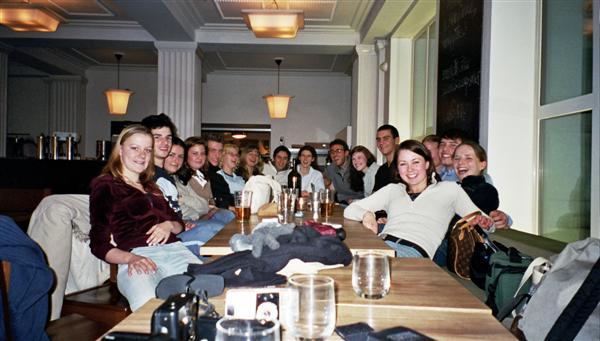 Vriendjes en vriendinnetjes in Finland