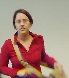 Marja, mijn docente Nederlands