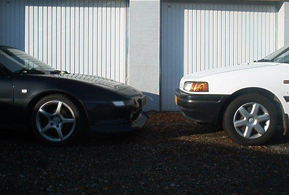 MR2 en Mazda 2