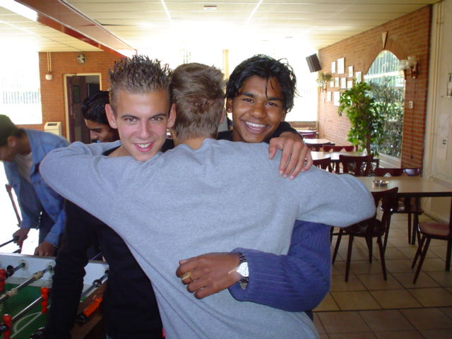 Ik, Jos & Aswin