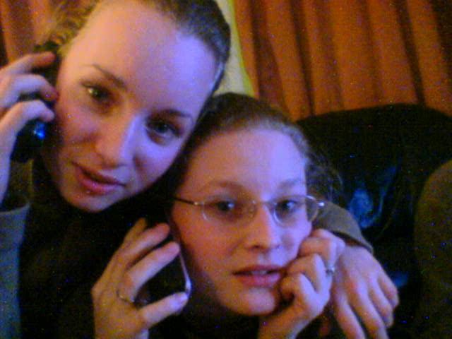 ik en mn zus, mobile eenheid!