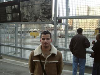 @ Ground Zero, New York