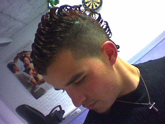 My Crazy Hair....