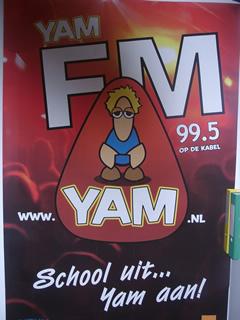 YAM FM: my job