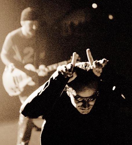 1 vd beste bands: U2