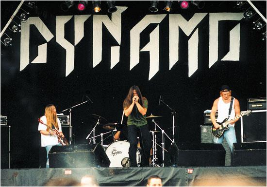 Kyuss, one of my favorite stoner bands!