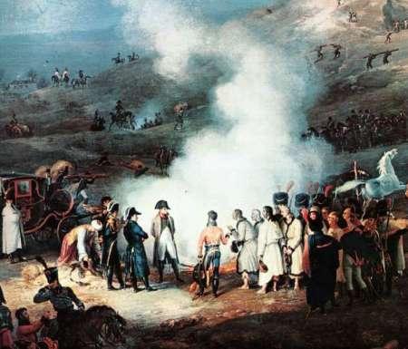 1805: Slag van Austerlitz