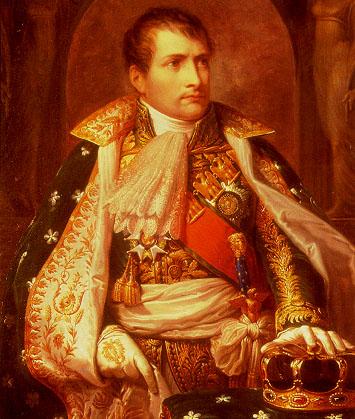 Na mijn kroning als Keizer in 1804 (2)