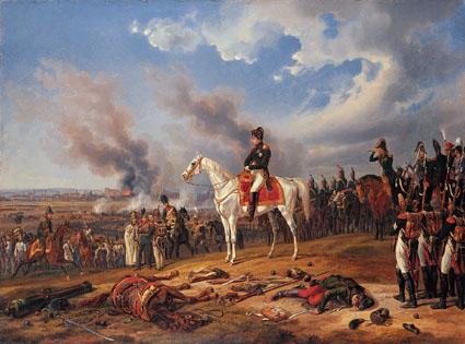 1809: Regensburg, Slag van Ratisbon