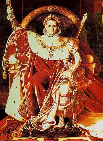 Na mijn kroning als Keizer in 1804 (1)