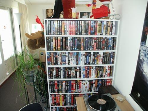 mijn filmcollectie