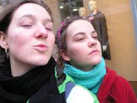 Romke et moi