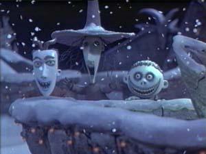 Nightmare Before Christmas...