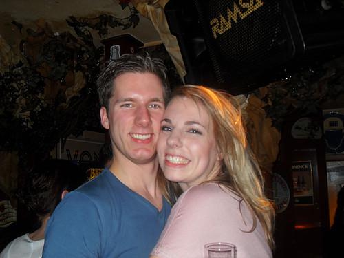Ik en een vriendin