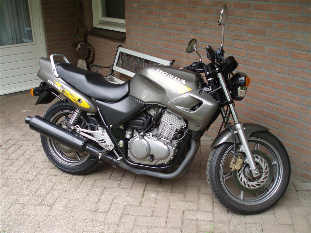 Mijn CB500